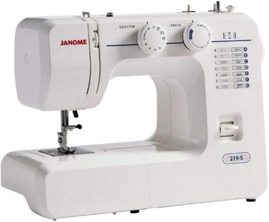 Machine à coudre Janome 219S