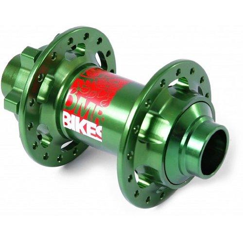 DMR Convertable Disc Vorderradnabe 20mm 32h grün