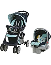Graco Comfy Cruiser Travel System | SnugRide Click Connect 30, Stratus