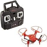 Swift Stream Indoor/Outdoor Z-6 CV Camera Drone, Red