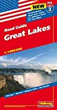 Hallwag USA Road Guide 03. Great Lakes 1 : 1 000 000: Straßenkarte. Road Maps. Index. National Parks. City Maps. Chicago, Detroit, Niagara Falls, Isle Royale (Hallwag Strassenkarten)