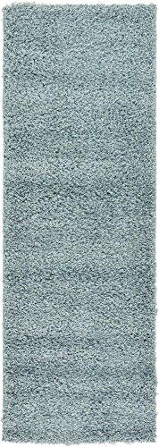 light blue carpet runner - 4