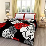 Shree Balaji Impex Floral Single Bed Reversible AC Blanket