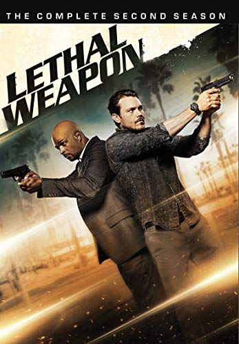 Lethal Weapon: The Complete Second Season by Warner Archive Collection