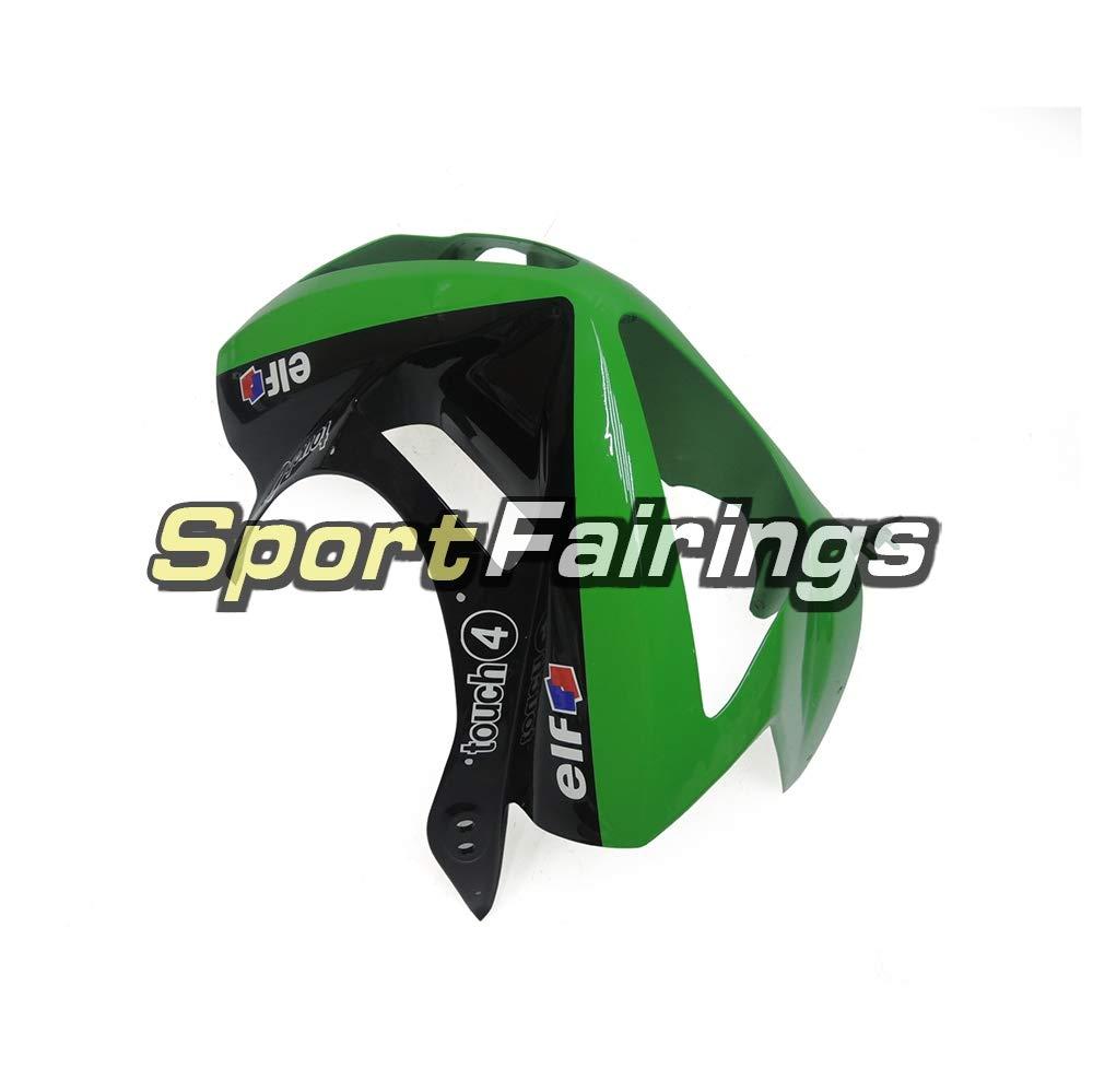 Amazon.com: Sportfairings ABS Plastics Injection Green Black Motorcycle Fairing Kits For Kawasaki ZX6R Ninja636 Year 2003 2004 Bodywork Motorbike Cowling: ...