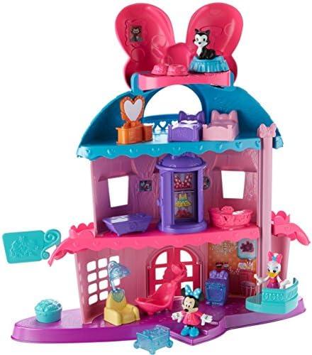 Fisher Price Disney Minnie Sweet Headquarters product image