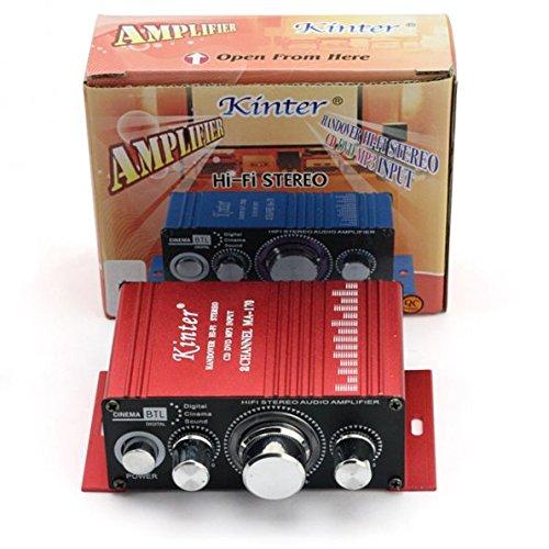 Kinter MA-170Handover Mini Amplificador de Audio estéreo de Alta fidelidad