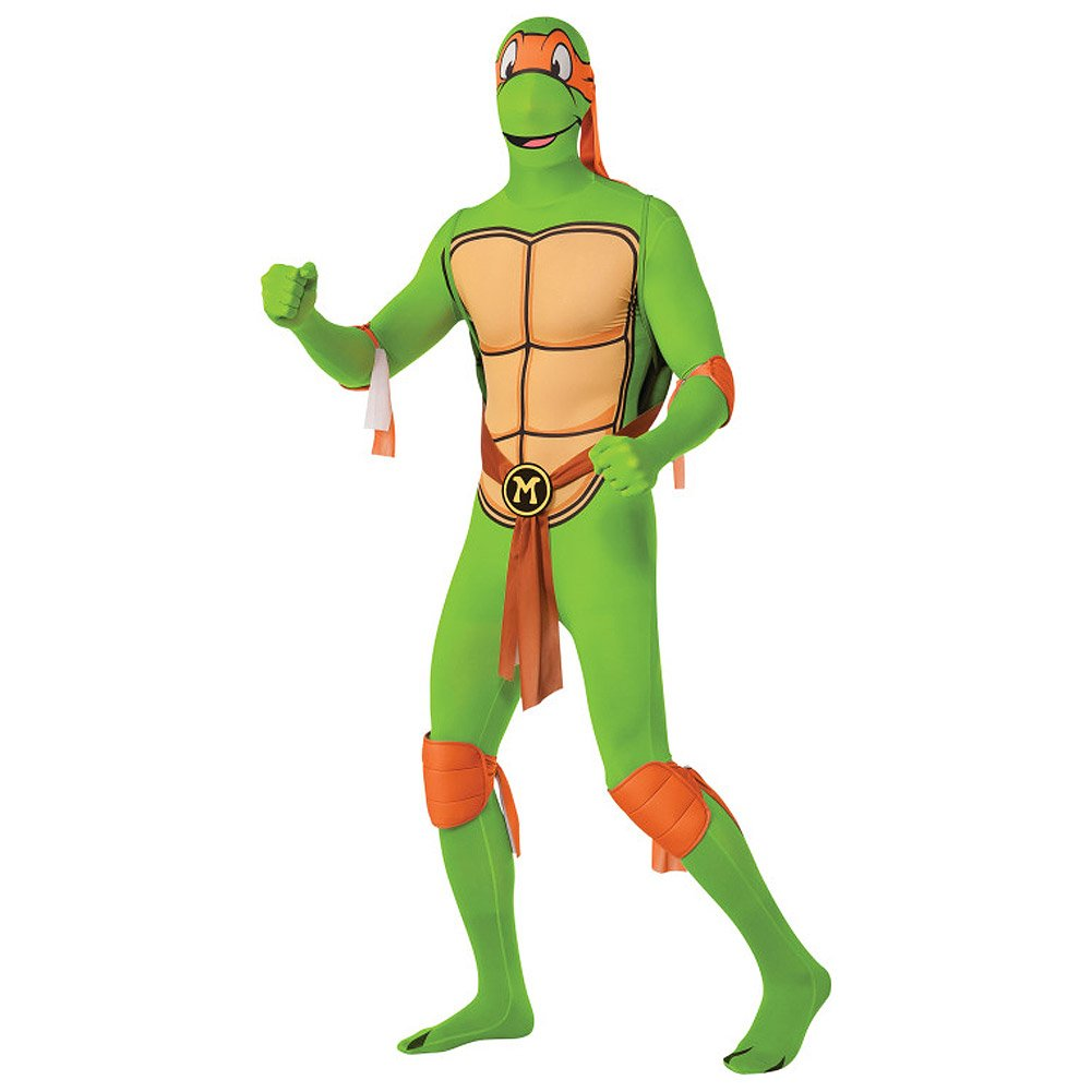 Amazon.com: Rubies 2nd Skin Teenage Mutant Ninja Turtle ...