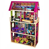 KidKraft KKR_65055 Glamour Dollhouse Lights And Sounds