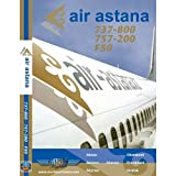 Just Planes Air Astana Boeing 757-200 DVD