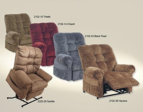 Omni Pow'r Full Lay-Out Lift Chair