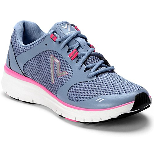 Vionic Women's Elation Active Sneaker Light Blue Pink 8.5 / M