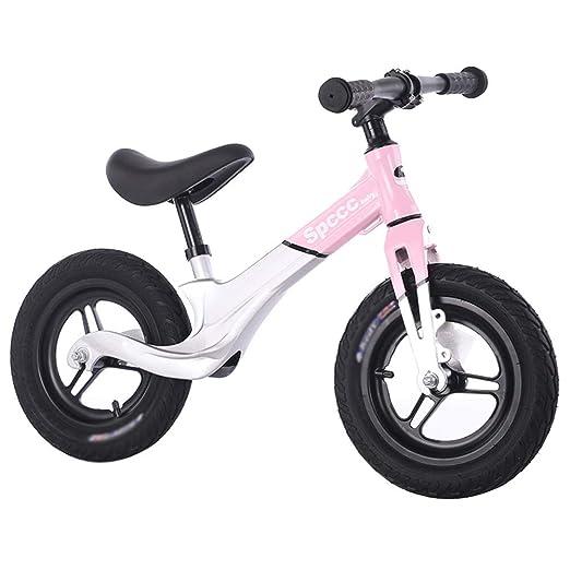 AMDHZ Bicicleta De Equilibrio Infantil Sin Pedal Bicicleta ...