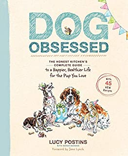 product image for Dog Obsessed: The Honest Kitchen's Complete Guide to a Happier, Healthier Life for the Pup You Love