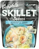 Campbell's Skillet Sauces, Shrimp Scampi with White Wine and Garlic, 9-Ounce Pouch