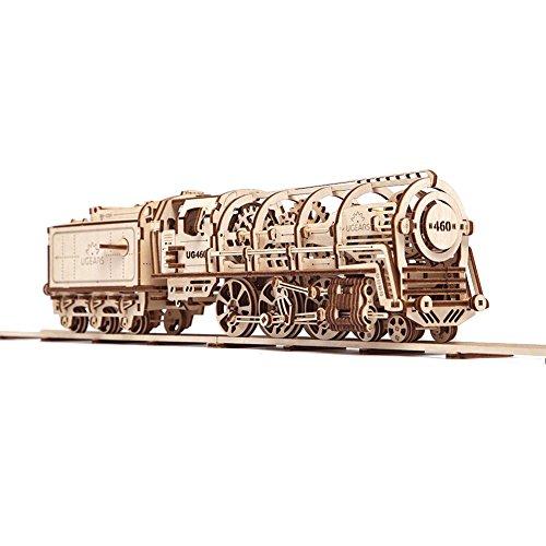 UGears Mechanical Models 3-D Wooden Puzzle - Mechanical