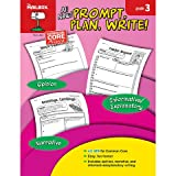 Prompt, Plan, Write! : Grade 3, The Mailbox Books Staff, 161276441X