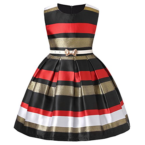 Summer Teen Girl Dresses Cute Girl Summer Dresses Girls Dresses 7-16 Dresses for Girls Dress Cute Girl Summer Dresses (Red,8) -