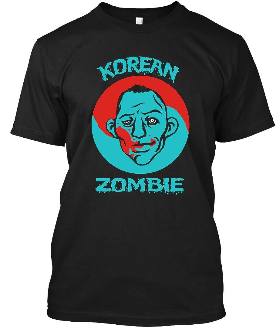 The Korean Zombie Shirt 87 T Shirt 1486