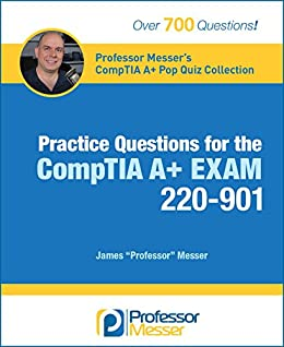 Amazon Com Professor Messer S Comptia 220 901 A Pop Quiz