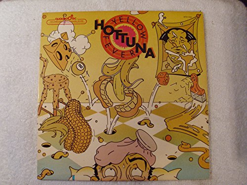 Yellow Fever Quad Quadradisc Original Vinyl LP