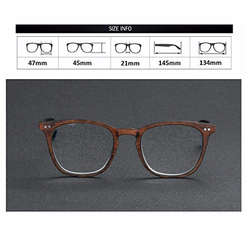 soleil ligne multi clairvoyante lunettes Focus de nerd marron progressive progressive pas Retro lecture lunettes UV400 varifocale Transition de RX photochrome Progressive Transition de HAEwqq
