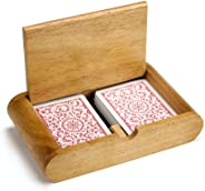 Wooden Card Box - Protect Your Cards in Style