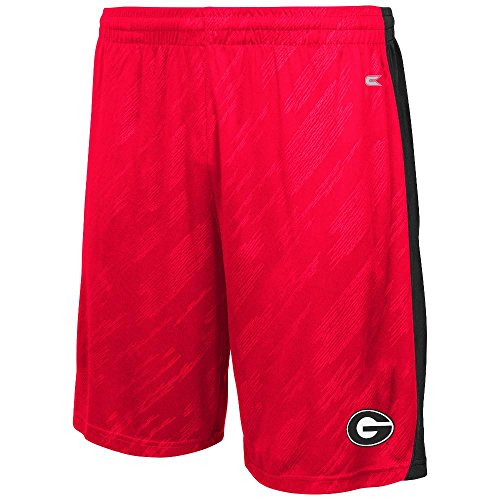 georgia bulldog basketball shorts - 8