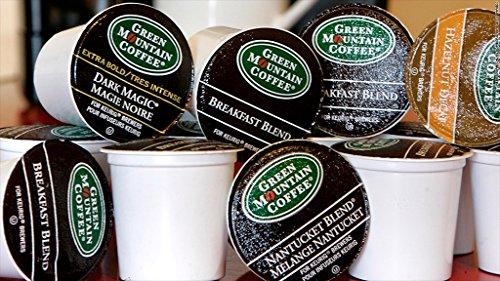 Green Mountain Flavored Coffee K-cup, Delicious Variety Pack(24 Count) (Keurig Coffee Flavored compare prices)