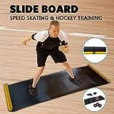 American Lifetime Slide Board, Workout Board for