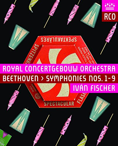 Beethoven: Symphonies Nos. 1-9 (Live Performance) (Beethoven Series)