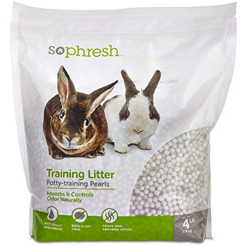 So Phresh Small Animal Training Litter with Potty-Training Pearls, 4 lbs. ()