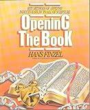 Opening the Book, Hans Finzel, 089693277X