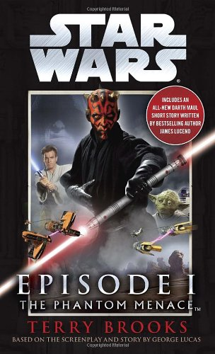 The Phantom Menace - Book  of the Star Wars Legends