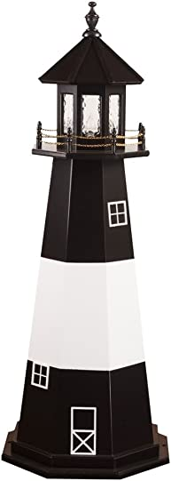 AmishShop.com Poly Tybee Lighthouse Replica 6 High