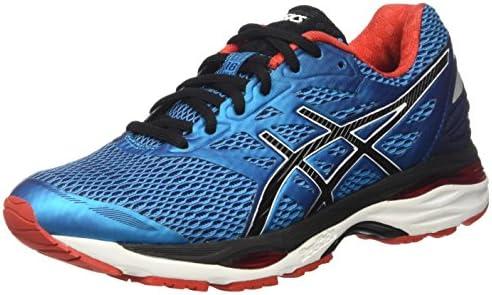 ASICS Gel-Cumulus 18, Zapatillas de Running para Hombre, Azul (Island Blue / Black / Vermilion), 40.5 EU: Amazon.es: Zapatos y complementos