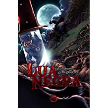 Lua Negra: Graphic Novel (Portuguese Edition)