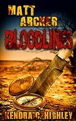 Matt Archer: Bloodlines (Matt Archer #4) (English Edition)