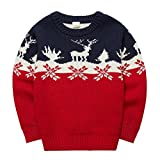 Product review for Sooxiwood Little Boys Sweater Deer Chirstmas Top