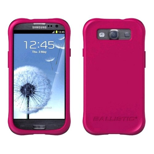 Ballistic Corp LS Smooth for Samsung Galaxy SIII - Retail...