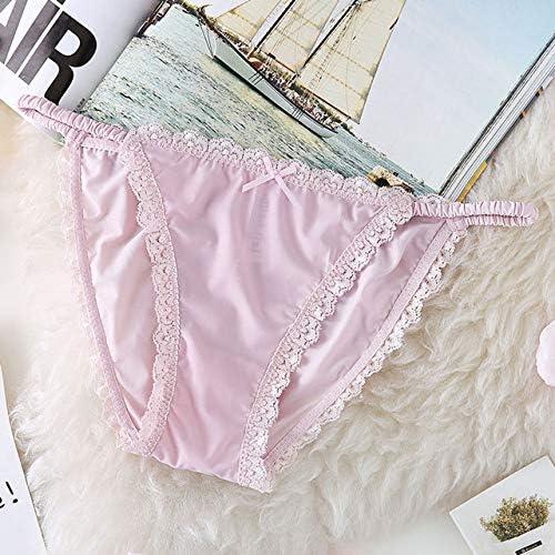 Soft Pink Silk Panties