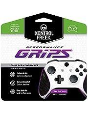 KontrolFreek Performance Grips para Xbox One | Negros