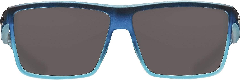 Costa Del Mar Ocearch Rinconcito Sunglasses Matte Ocean Fade/Gray 580Plastic