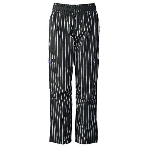 Pocket Cargo Baggy Chef Pants - 1
