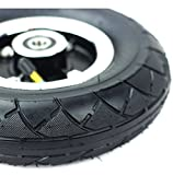 L-faster 200MM Electric Scooter Tyre With Wheel Hub