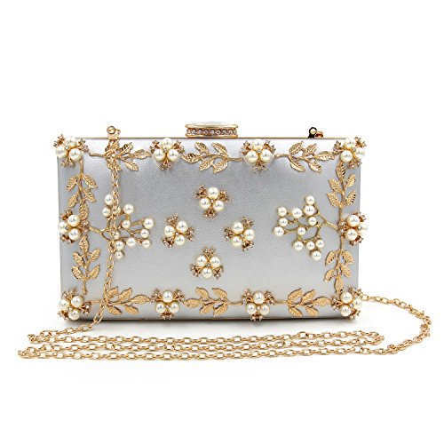 Bags TuTu Wedding Clutches Purses Evening Female Women Beaded Fashion Bag Clutch EOfqaOg