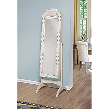 Amazoncom W Unlimited Bedford Classic Long Cheval Mirror Jewelry
