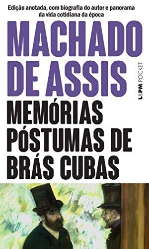 Memórias Póstumas De Brás Cubas - Coleção L&PM Pocket: 40