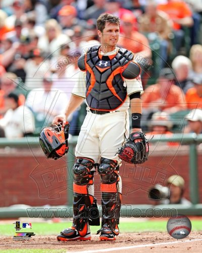 Giants 8x10 Picture - Buster Posey San Francisco Giants 2013 MLB Action Photo 8x10 #3