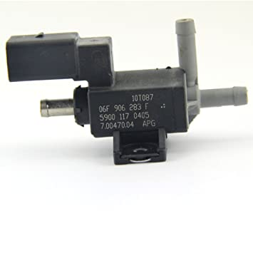 LOOYUAN Turbo Boost Solenoid Valve For VW Jetta Golf GTI